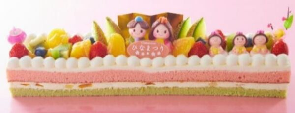 ひな祭り シャトレーゼ 【シャトレーゼ】今週のおすすめ新商品「ひなまつりケーキ」7選|2月23日 |